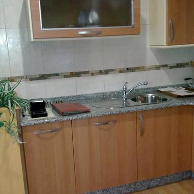 Desmontaje mueble cocina exposicion y montaje en cocina de - Muebles de cocina pontevedra ...