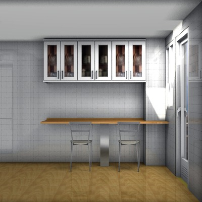 Presupuesto muebles de cocina en pvc y encimera cocina en for Presupuesto muebles de cocina