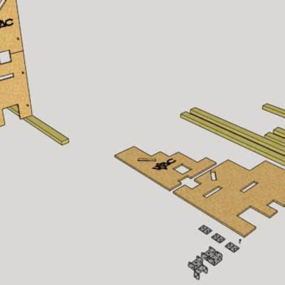 Barricada de madera alcorc n madrid habitissimo - Tu mueble alcorcon ...