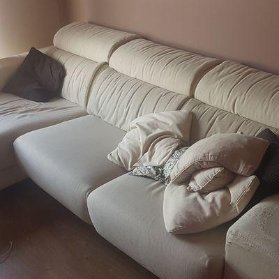 Tapizar sofa con chaiselong sevilla bermejales sevilla - Precio tapizar sofa ...