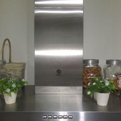 Arreglo extractor balay de cocina cuarte de huerva - Ruido extractor cocina ...
