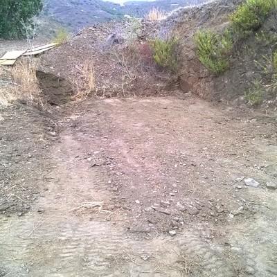 Construccion de casa de aperos suelo rustico de 7000 m2 for Precio m2 suelo rustico