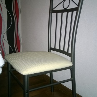 Tapizar 6 sillas de comedor santa coloma de cervell - Presupuesto tapizar sillas ...
