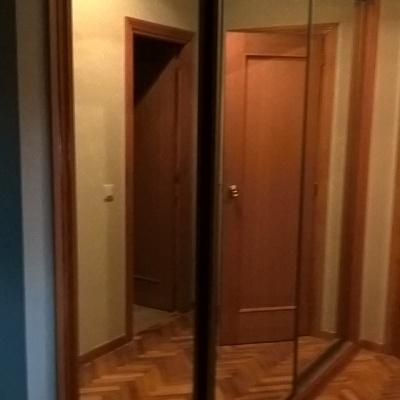 Restaurar puertas correderas de armarios empotrados de - Armarios empotrados de aluminio ...