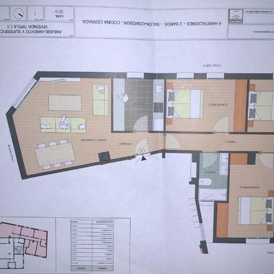 Amueblar piso nuevo burlada navarra habitissimo - Presupuesto amueblar piso ...
