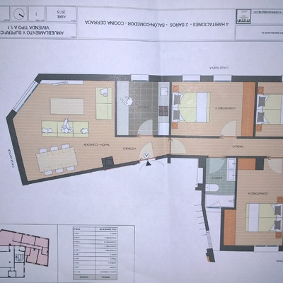 Amueblar piso nuevo burlada navarra habitissimo for Presupuesto amueblar piso