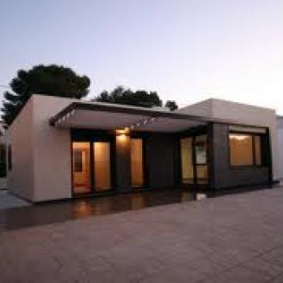 Casa Minimalista 120m2 Of Casa Prefabricada Modular Minimalista Cornell De
