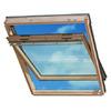 Suministro de 2 ventanas velux modelo velux -ggl m04 3059 , medidas 78x98