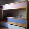 Montaje litera y añadido a mueble