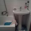 Reformar y ampliar el cuarto de baño en galdakao