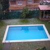 Instalar borde de piscina