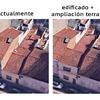 Ampliación de terraza y construcción de habitacion