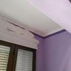Revisión de humedades en dos paredes de una vivienda