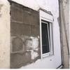 Reparar muro ventana patio