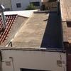 Cambiar tela asfáltica de 70 metros cuadrados