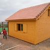 Validar proyecto de instalación de una cabaña prefabricada modelo sunny