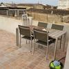 Instalar pérgola de madera en terraza