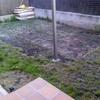 Solar Jardín de 45 m2 con Hormigón