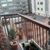 Reparar y pintar las barandillas de dos balcones