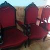 Tapizar 6 sillas y dos butacas