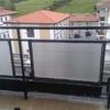 Cambiar barandilla de hierro del balcon