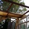 Cubrir una terraza de 30 m2 con una estructura de hierro