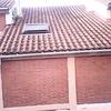 Aislamiento en tejado y pared lateral