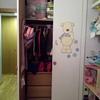 Tengo 3 armarios empotrados