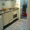 Suelo gres negro para cocina y muebles incluido el mármol o encimera