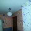 Empapelar pasillo y entrada y pintar techo