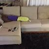Tapizar sofa y cortar