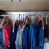 Quiero vestir 2 partes del armario