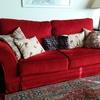 Tapizar sofá y rellenar los asientos