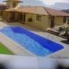 Construir piscina de 4 m por 9 m