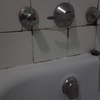 Cambio posición griferia de bañera