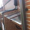 Colocar techo de cristal