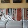 Tapizar asientos, respaldos y reposabrazos de un sofá de 4 plazas