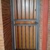 Colocar puerta reja