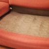 Arreglo de base de sofa de dos plazas