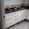 Cambio de muebles e incorporacion de lavavajillas de 45 cm