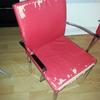 Tapizar 4 sillas salón murcia