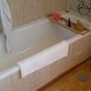 Cambio bañera vieja x nueva