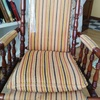Restaurar tapicería de balacin/mecedora