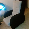 Retapizar sillón relax y reforzar relleno