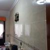 Tirar pared y marcos de puertas para unir salon y cocina