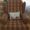 Tapizado de sillón de 1 plaza para habbebé