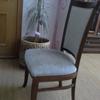 Tapizar 8 sillas con el respaldo incluido