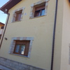 Aislamiento térmico  toda la fachada exterior en villalazara de  montija