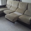 Tapizar sofa con chaise longe