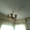 Reparar lampara de techo